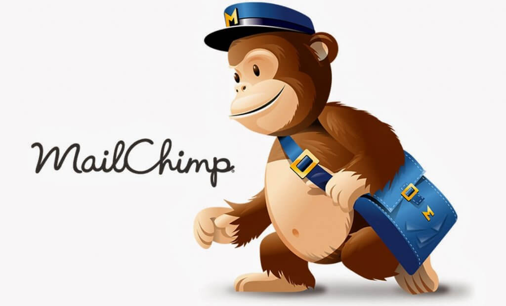 Picture of the MailChimp email client monkey