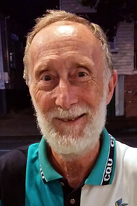 Photo of Life Member, Bruce Zimmer