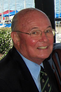 Photo of life member Ken Doyle