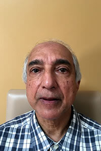Photo of Life Member, Raj Sharma
