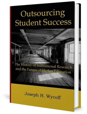 Cover of a book showing a long empty warehouse type room