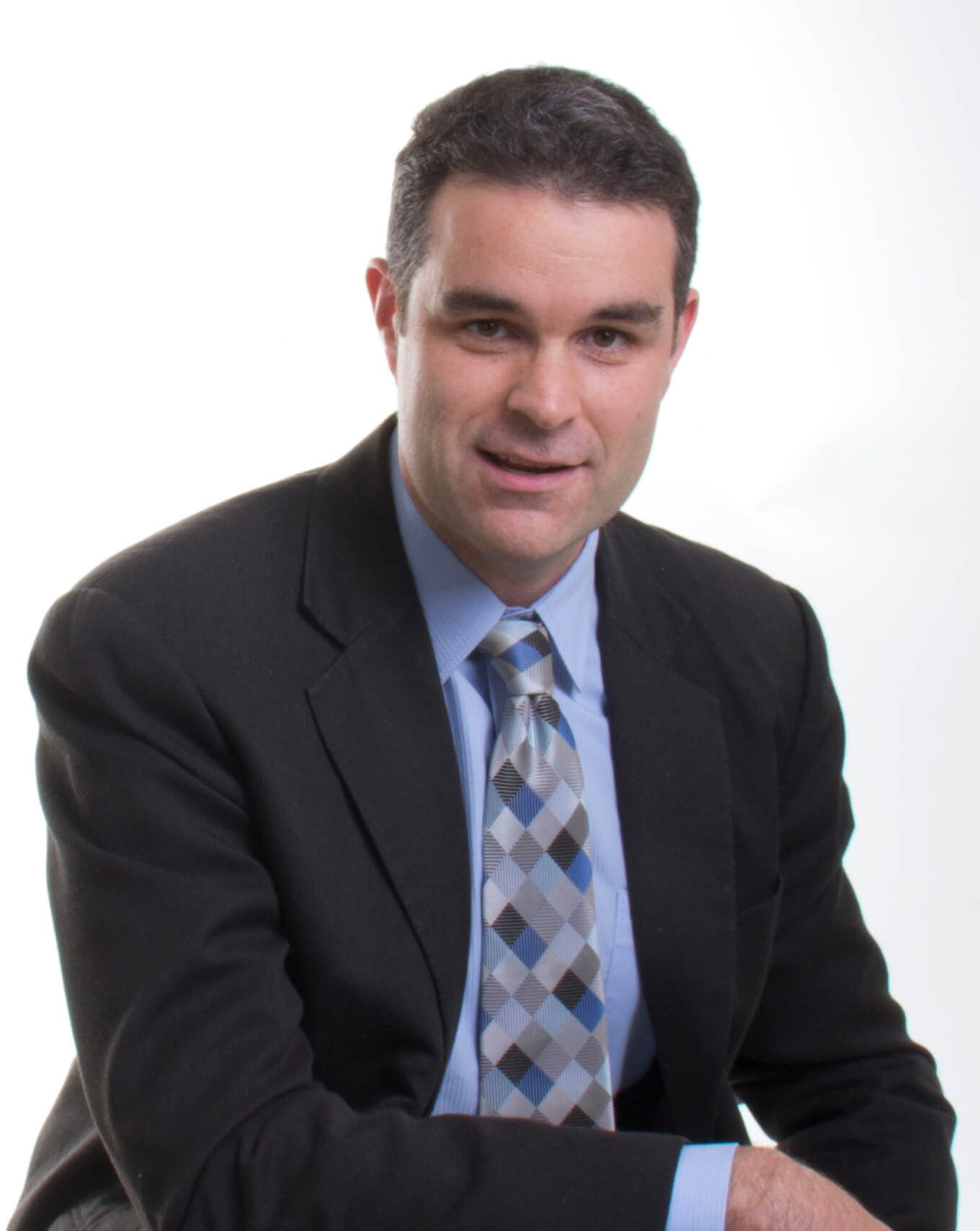 Photo of Hamish Coates