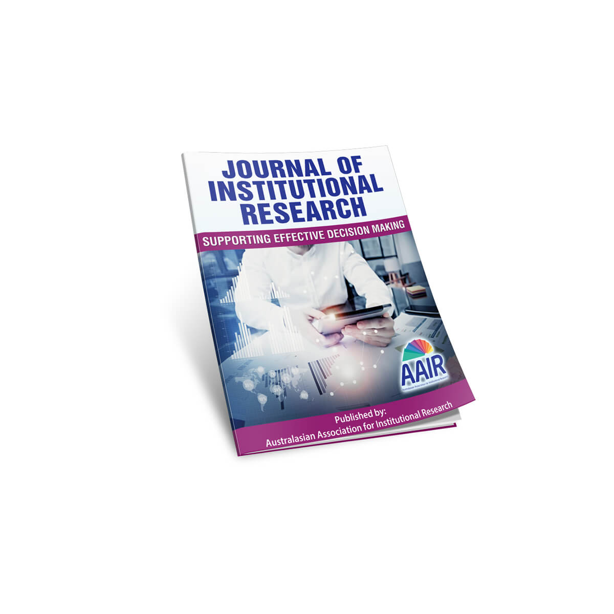 Picture of the cover of an issue of the JIR
