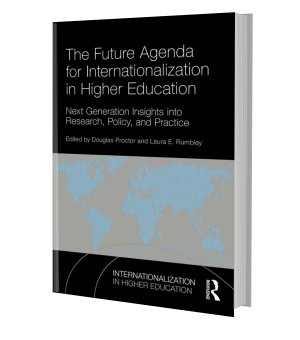 Picture of the front cover of a book: The Future Agenda