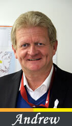 Photo of Andrew Bradshaw