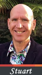 Photo of Stuart Terry, AAIR Executive Committee member