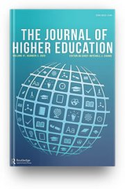 Cover of an academic journal